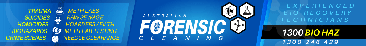 Forensic Cleaning Australia