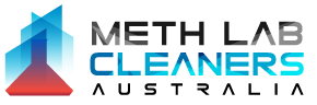 Detailed information on the clean up process for a meth contaminated house, testing and clean up services available