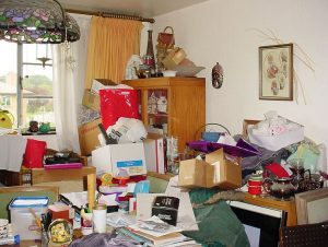 No matter how much preparing the hoarder has done, the reality of throwing out all their possessions may be a very difficult thing to handle