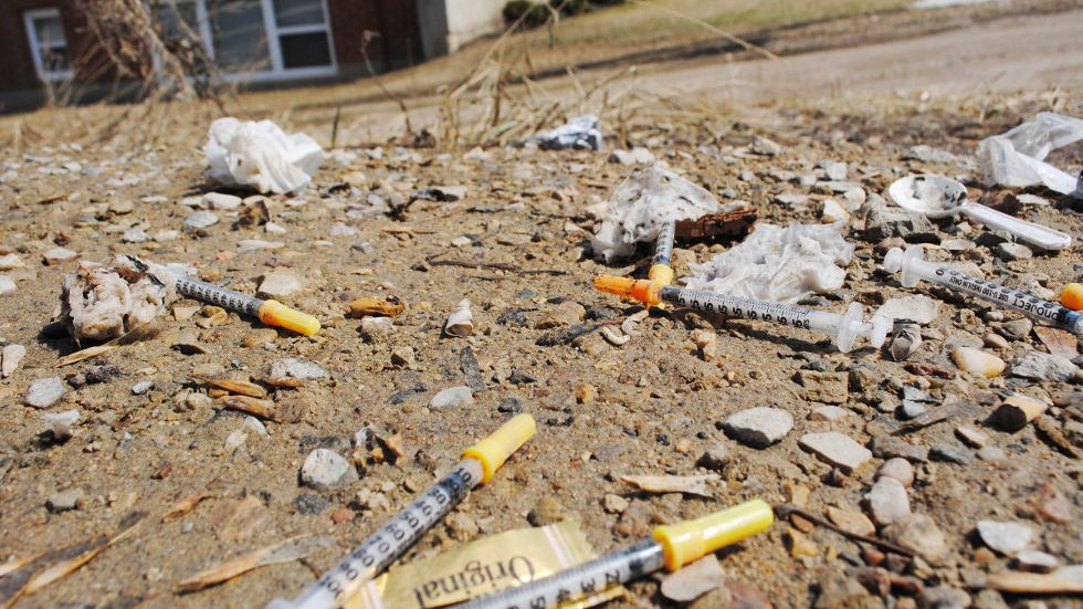 Sharps and Hypodermic Needles Clearances