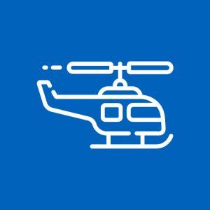 Helicopter Coronavirus Decontamination Australia