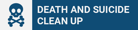Death and Suicide Cleanup Icon