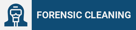 Forensic Cleaning Icons
