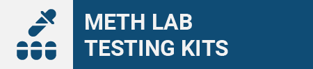 Meth Lab Testing Kits Icon