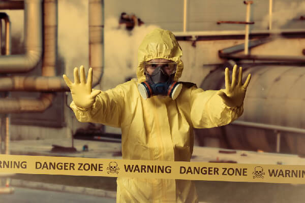 Forensic Crime Scene Cleaning
