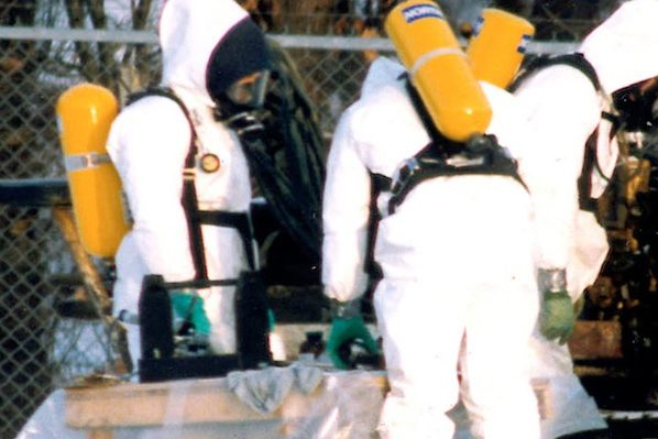 Industrial Accident Forensic Cleaning Service
