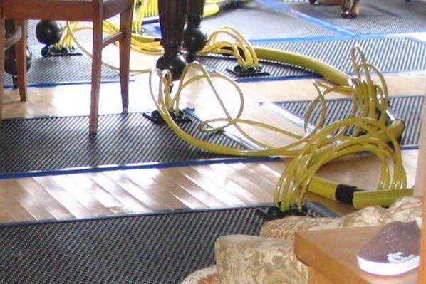 Water Damage Remediation Service