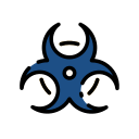 Biohazard Cleaning Services Icon
